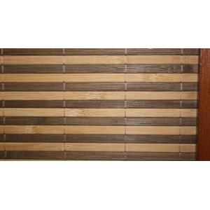 Ширма из бамбуковой соломки, 4 створки